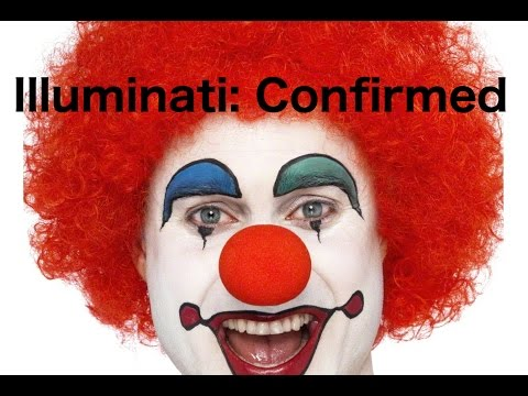 Ronald McDonald is Illuminati: Fact