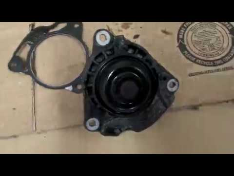 Water Pump thermostat removal Ford Escape 2010 V6