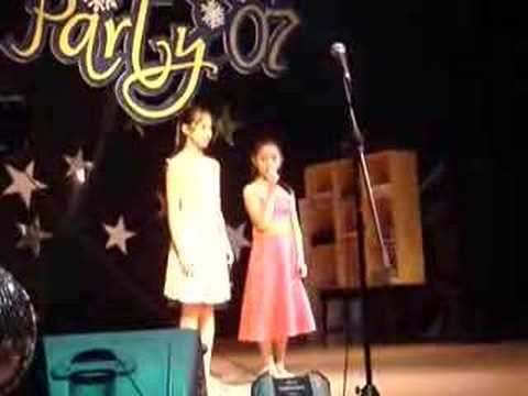 Marion Torres and Pauline Rivera
