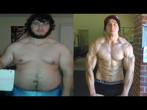 How I Lost 105 lbs and 25% Bodyfat In 12 WEEKS!! (325 lbs - 220 lbs)