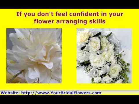 Make Your Own Silk Wedding Bouquet