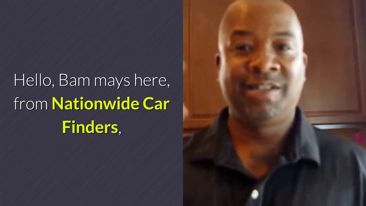 Nationwide Car Finders 2021 - New Or Used Vehicles  Car Finders Solution