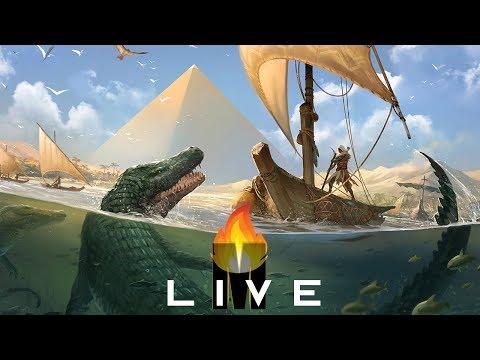 Assassins Creed Origins: Live Stream - Random Walkabout on a Wandom Wednesday!