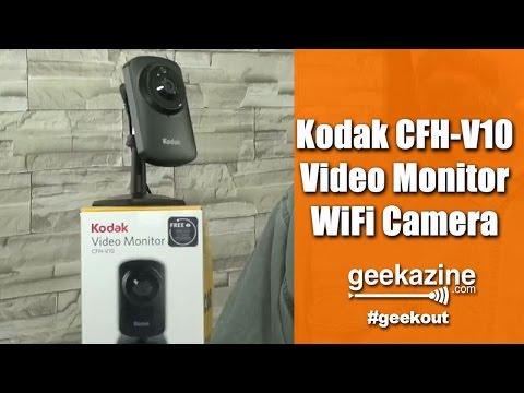 Kodak CFH-V10 HD Video Monitor Camera Review