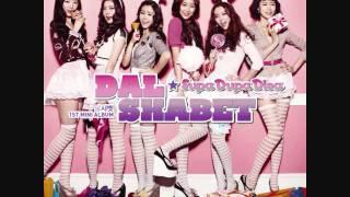 Supa Dupa Diva - Dal Shabet + mp3 download
