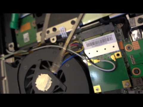 Asus K50IJ CPU Upgrade (Intel Pentium to Intel Core 2 Duo)
