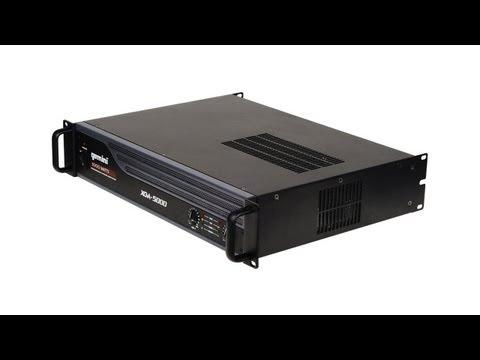 5000 Watt Power Amplifier | Gemini XGA-5000
