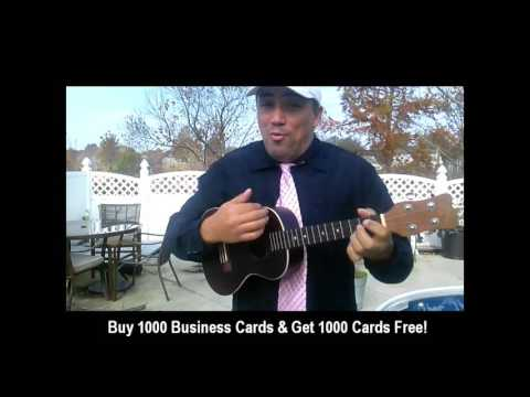 Organik Design Studio - Cyber Monday   1000 Business Cards Free!