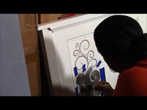 DIY Queen Size Bed Headboard, Footboard & Sideboard