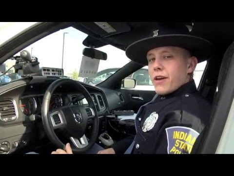 Indiana State Police  Rookie Cars 2016