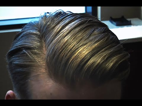 Justin Timberlake Slick Side Part Hairstyle | Style Progress Men's Haircut