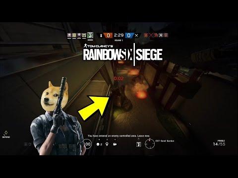 Rainbow Six Siege | Cav The Sneaky Dog