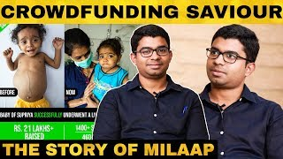 Milaap: உயிர் காக்கும் Crowdfunding! Interview With Co Founder Anoj | Nakkheeran Studio