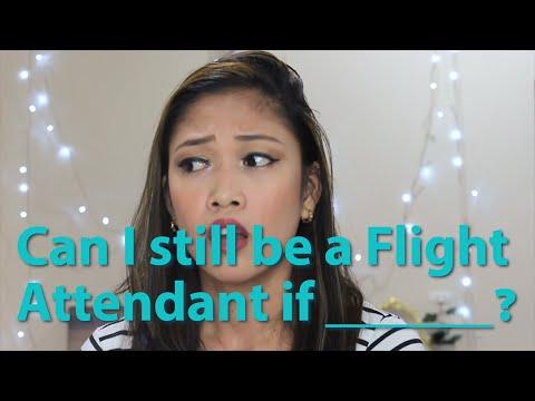 CAN I STILL BE A FLIGHT ATTENDANT IF____? [PART 2] | #AskKaykrizz
