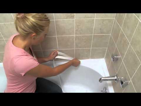 Self-Adhesive Waterproof Bath Shower Sinks Sealing Sealant Trim Sealer