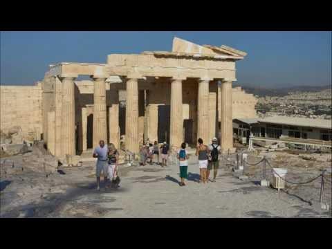 Acropolis and Acropolis Museum Athens