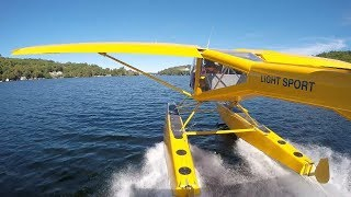 "Flying ""Yellow Bird"" - My Introduction to the Amphibious Life"