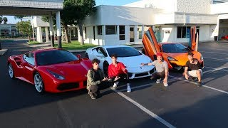 WE BOUGHT OUR DREAM CARS!