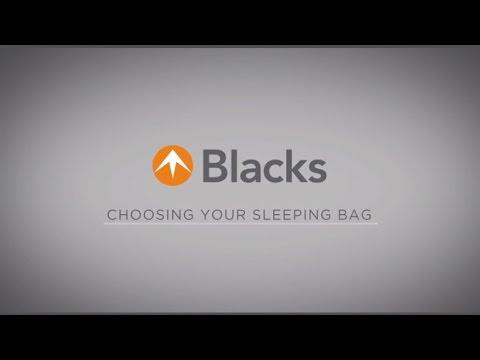 The Blacks Sleeping Bag Guide