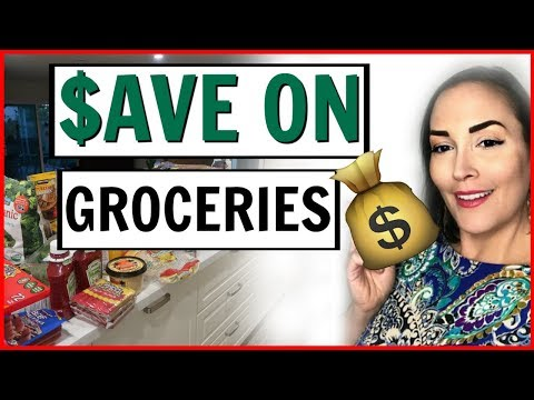 HOW TO SAVE MONEY ON GROCERIES WITHOUT COUPONS ● GROCERY SHOPPING ON A BUDGET ● HOW TO SAVE MONEY
