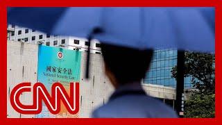 Report: China passes Hong Kong national security law