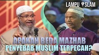 Apakah Perbedaan Mazhab Penyebab Muslim Terpecah? | Dr. Zakir Naik