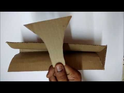 How to Make Aircraft Craft Carrier With Cardboard DIY ( Nimitz class, Ford class)