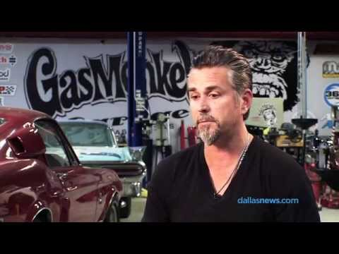 What it took for Richard Rawlings to put together Gas Monkey Garage