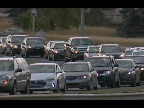 Latest news about Commuter chaos after deadly southwest Edmonton crash raises traffic questions