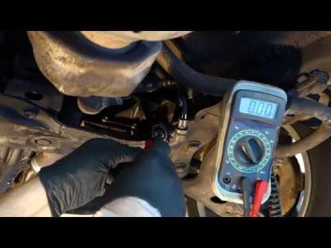 How to check oxygen sensor status Toyota Corolla. OK or bad ?
