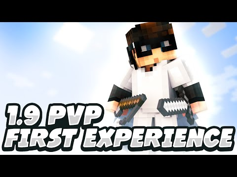1.9 PvP Combat Update - First Experience (Minecraft Survival Games w/ Huahwi #256)