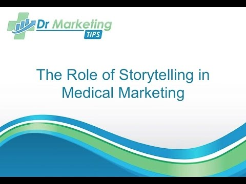 Module 3.2 | The Role of Storytelling in Medical Marketing
