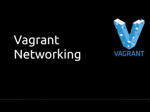Vagrant: Networking Configuration