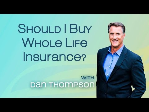Should I Buy Whole Life Insurance?  - Whole Life Vs Term - Is Whole Life Insurance Bad or Good?