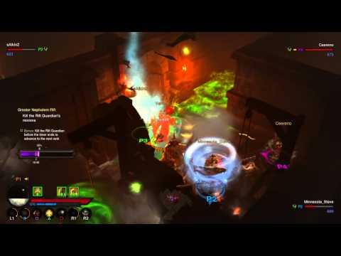 Diablo III, PS4. Random GR56 succes!