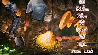 Ark Survival Evolved Mobile]- How To Farm Black Pearl | Bảo