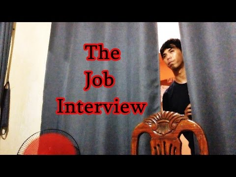 Cong TV | PINOY JOB INTERVIEW