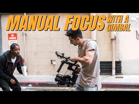 Gimbal Tutorial For Music Video Shooting //