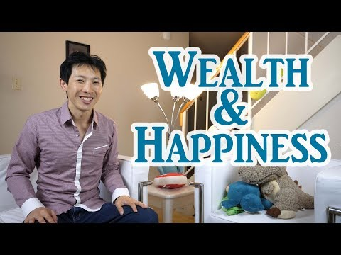 What Does Wealth Buy If Not Happiness