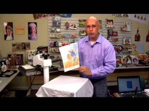 Conde JetMPrints Ink Jet Heat Transfer Paper -