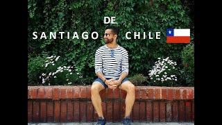 Venezolano en Chile - Primeros días en Santiago  -  Trámites Migratorios