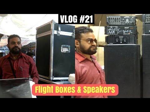 DJ Flight Case, Monitors etc. With Prices - Delhi Vlogs