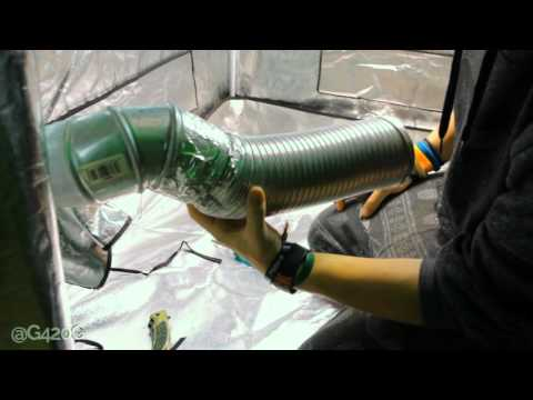 s6 Installing 4 inch Active Air Inline Fan