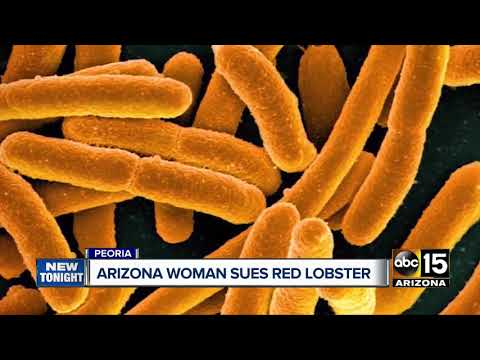 Arizona woman files lawsuit against Red Lobster after contracting E. Coli