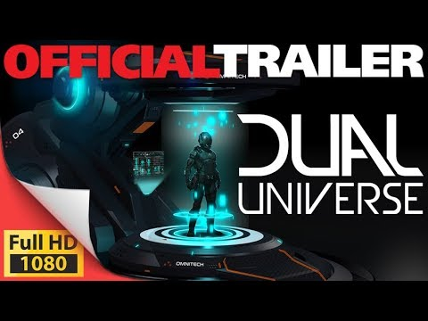 Dual Universe Outpost Pre Alpha design your own universe - PC