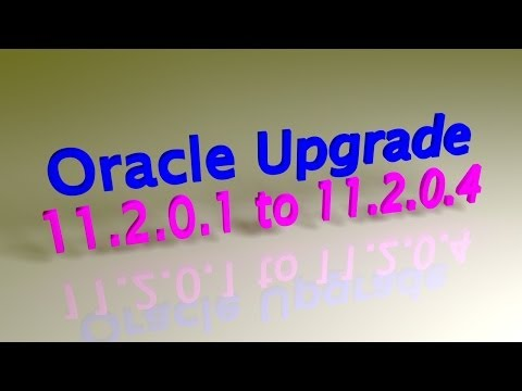 Oracle 11g R2 Upgrade 112010 to 112040