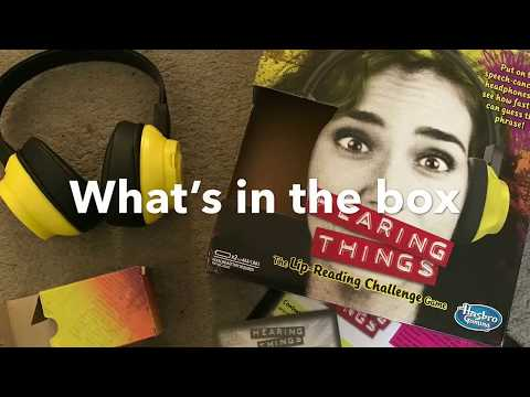 Hearing Things Game Play - Review