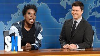 Download Weekend Update: Leslie Jones on Hidden Figures - SNL Video