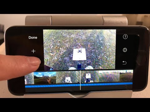 How to Sync Video and Audio in IMovie for IPhone