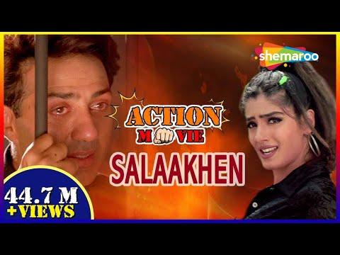 Xxx Mp4 Salaakhen HD Hindi Full Movie Sunny Deol Raveena Tandon Bollywood Action Movie 3gp Sex
